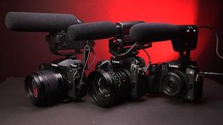 3 Budget Camera Microphones Under $60 - Rode Alternatives