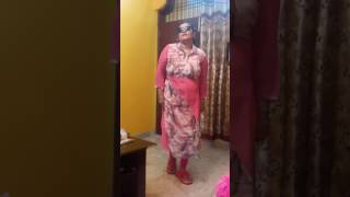 Indian home dance