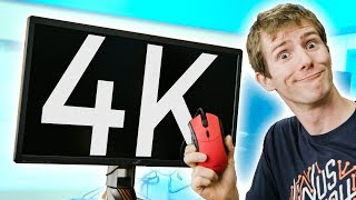 4K Gaming is Dumb