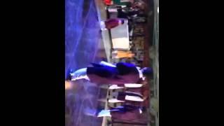 Naveed's mehndi dance 2016