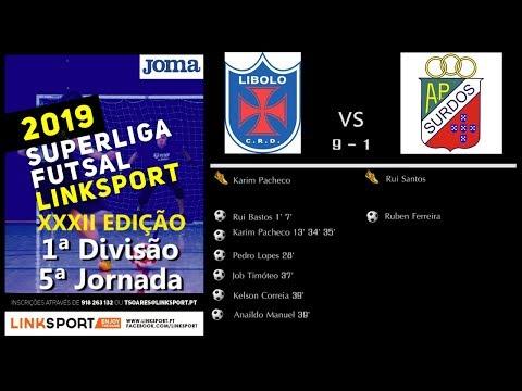Xxx Mp4 XXXII Superliga Futsal Linksport 5ªJornada 1ªDivisão RC Libolo Vs APS 9 1 3gp Sex
