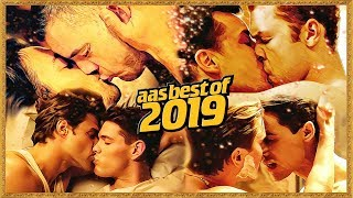 Best Of 2019 Gay Kiss/Romance Love Sexy Scenes (+ TV/Movie Titles | 4k)