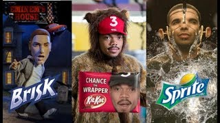 Rappers With The Best TV Commercial