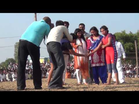 Men vs Women   Traditional Indian Wrestling  6