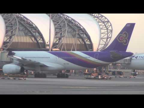 Xxx Mp4 THAI AIRWAYS INTERNATIONAL Full Complete NEW Business Class Flight Smooth As Silk 3gp Sex