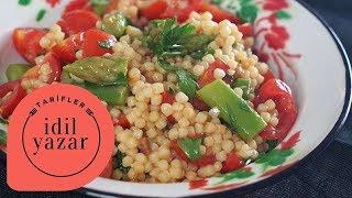 Kuskus Salatası -  İdil Yazar - Yemek Tarifleri