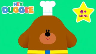 Hey Duggee - Who's hungry? - Duggee's Best Bits