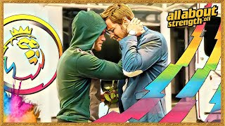When a Gay Premiere League Player Proposes to His Doctor (Gay Kiss Scene 1080p HD)
