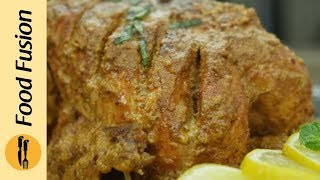 Murgh Musalam Recipe By Food Fusion