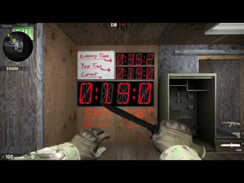 CS:GO Weapons Course  - With HAX
