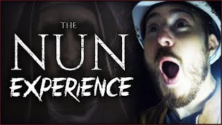 The Nun Experience in Mexico City!