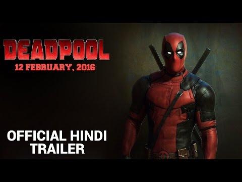 Xxx Mp4 Deadpool Official Hindi Trailer 2016 20th Century FOX 3gp Sex
