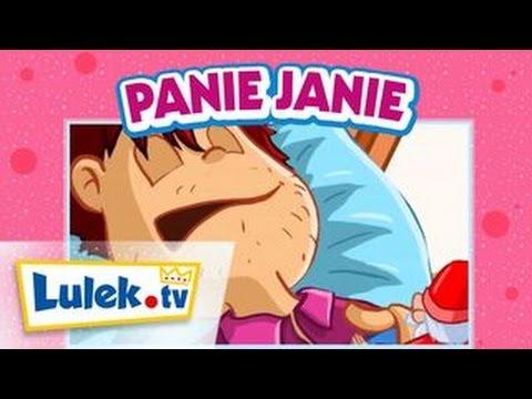 Piosenki dla dzieci Panie Janie Lulek.tv