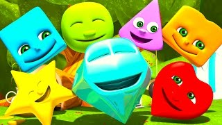 Shapes | Numbers | Colors | ABC Alphabet & Nursery Rhymes Songs Collection by Little Treehouse