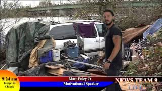 Matt Foley Jr - Live from a van down by the river