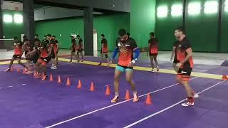 u mumba practice for pro kabaddi 6