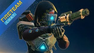 Destiny 2: Giving Bungie Feedback Without Being a Jerk - Fireteam Chat Ep. 146