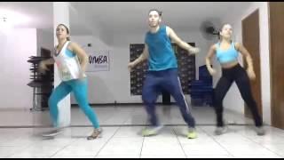ZUMBA - É Hoje - Mc Ludmilla - Zin Ale