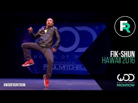 Xxx Mp4 Fik Shun FRONTROW World Of Dance Hawaii 2016 WODHI16 3gp Sex