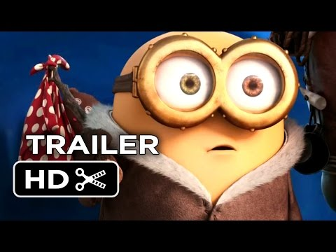 Xxx Mp4 Minions Official Trailer 1 2015 Despicable Me Prequel HD 3gp Sex