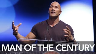 The Rock is Mr. Olympia