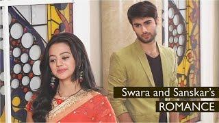Swara and Sanskaar ROMANCE in Swaragini