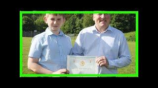 Breaking News | An inspirational talk at Bunclody school awards