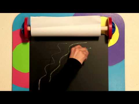 ALEX Toys My Wall Easel #31N