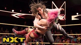 Asuka vs. Nikki Cross - NXT Women's Championship Last Woman Standing Match: WWE NXT, June 28, 2017