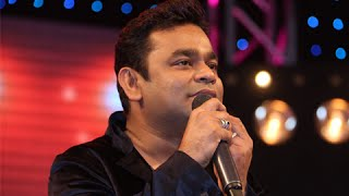 A R Rahman's Live performance At