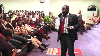 Rehoboth 2018 (Day 1) with Dr. Abel Damina