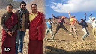 Tubelight Movie On Location   Salman Khan And Kabir Khan