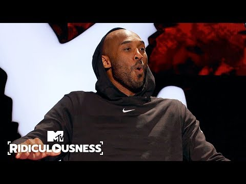 Kobe's Bargain Bryants 💰 Ridiculousness | MTV Video Clip