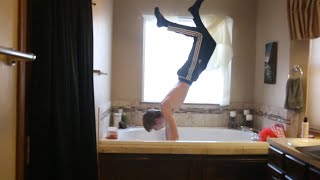 LIFE IN A HANDSTAND