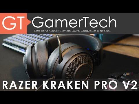 Razer Kraken Pro V2 - Unboxing & Test [FR] - Un casque gaming repensé et amélioré !