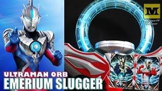 DX Orb Ring : Emerium Slugger (Ultraman Zero + Ultra Seven)