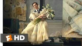The Danish Girl - A Model Called Lili Scene (1/10) | Movieclips