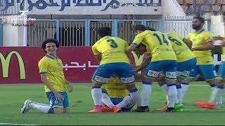 أهداف مباراة الإسماعيلي vs مصر للمقاصة   2 - 1 الجولة الـ 32 الدوري المصري 2017 - 2018