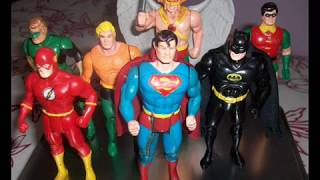 Minha coleção Super Powers 1987: 30 anos