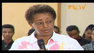 ERi-TV, Eritrea: ሳይዳ (Sayda) a program about women - ብዛዕባ ናይ ጡብ ካንሰር - About Breast Cancer