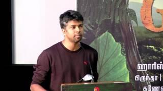 Great Opportunity To Write Lyrics For Vanamagan -  Madhan Karky | Vanamagan Press Meet