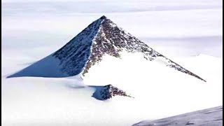 Mysterious Giant Pyramids Discovered In Antarctica?