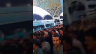 """National Media Have Some Shame""- Iranian Farmers Protesting During A Friday Prayers Event"