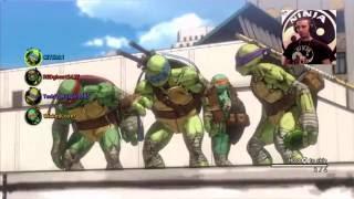 Teenage Mutant Ninja Turtles: Mutants In Manhattan Stage 4 - KARAI