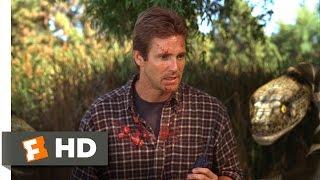 Mega Python vs. Gatoroid (3/10) Movie CLIP - Eaten Alive (2011) HD