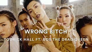 Todrick Hall ft. Bob The Drag Queen - Wrong Bitch   Jonathan Lee Choreography   Dance Stories