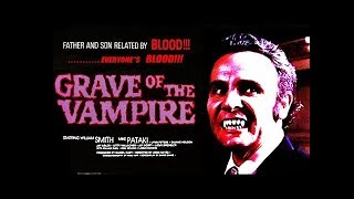 Horror Movies | Grave of the Vampire Full Movie | Scary Hollywood Movie  | Classic Horror Movie