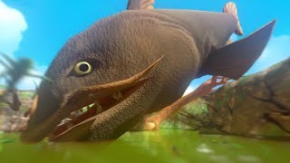 GIANT CATFISH (LEVEL 1000?!) - Feed and Grow Fish - Part 44 | Pungence