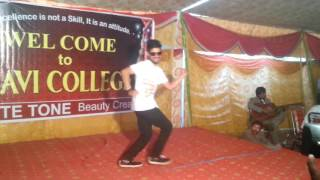 Mian Channu Best Dance performance ( Farewell party in College)