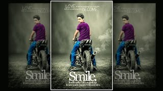 Photoshop Manipulation Tutorial | Smile Rider Photo Effect